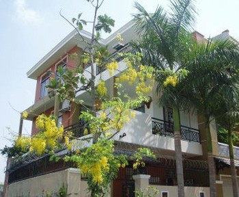 Villa à louer Binh Thanh district