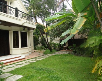 Villa à louer Binh Chanh district