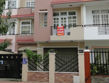 Locations villas Binh Chanh district