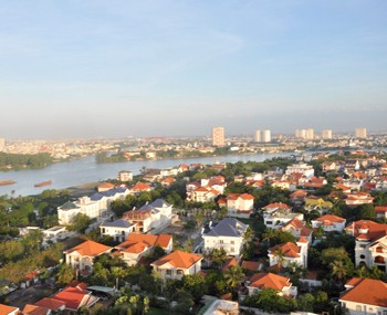 Achat appartement Hoang Anh Riverview building