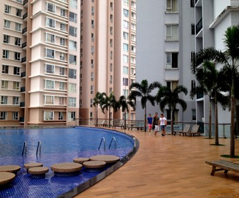 Location appartement Phu My Hung